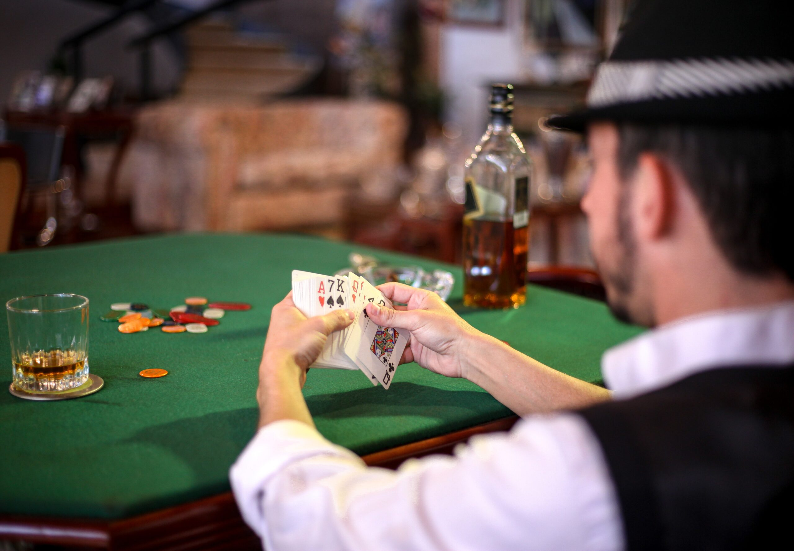 The Anthony Robins Information On Online Gambling